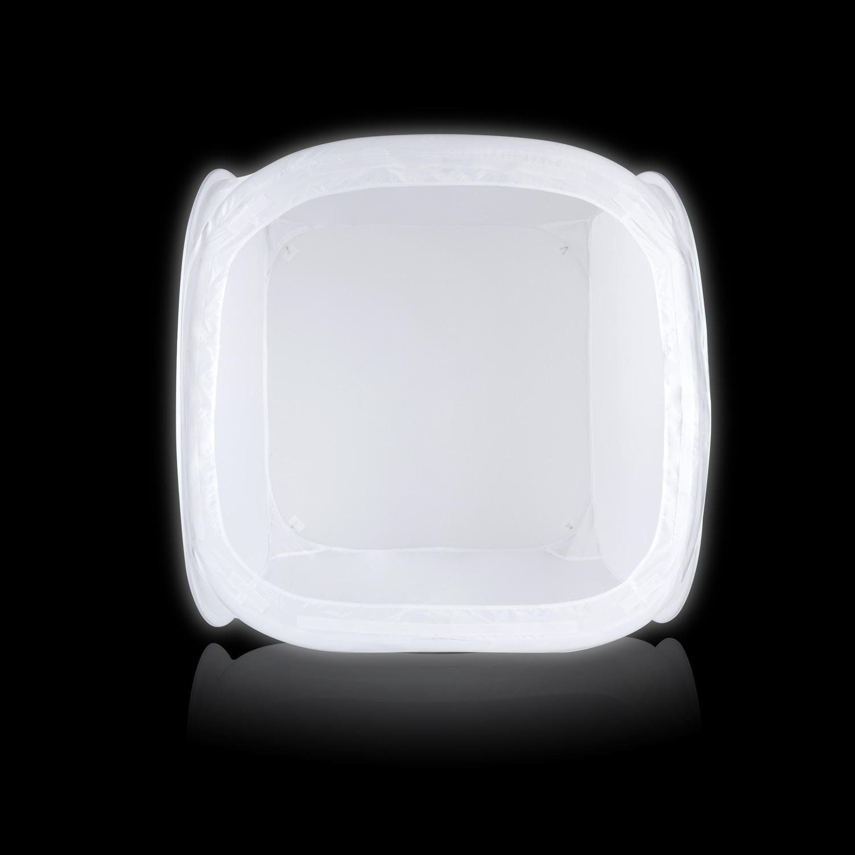 Esmart germany lichtw rfel 80x80x80cm fotostudio fotozelt for Foto lampen